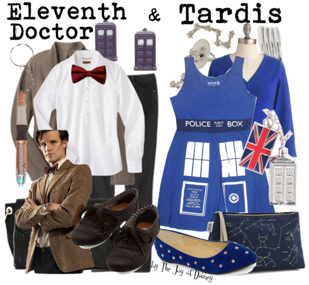 Eleventh Doctor Outfit, Doctor Who Fashion