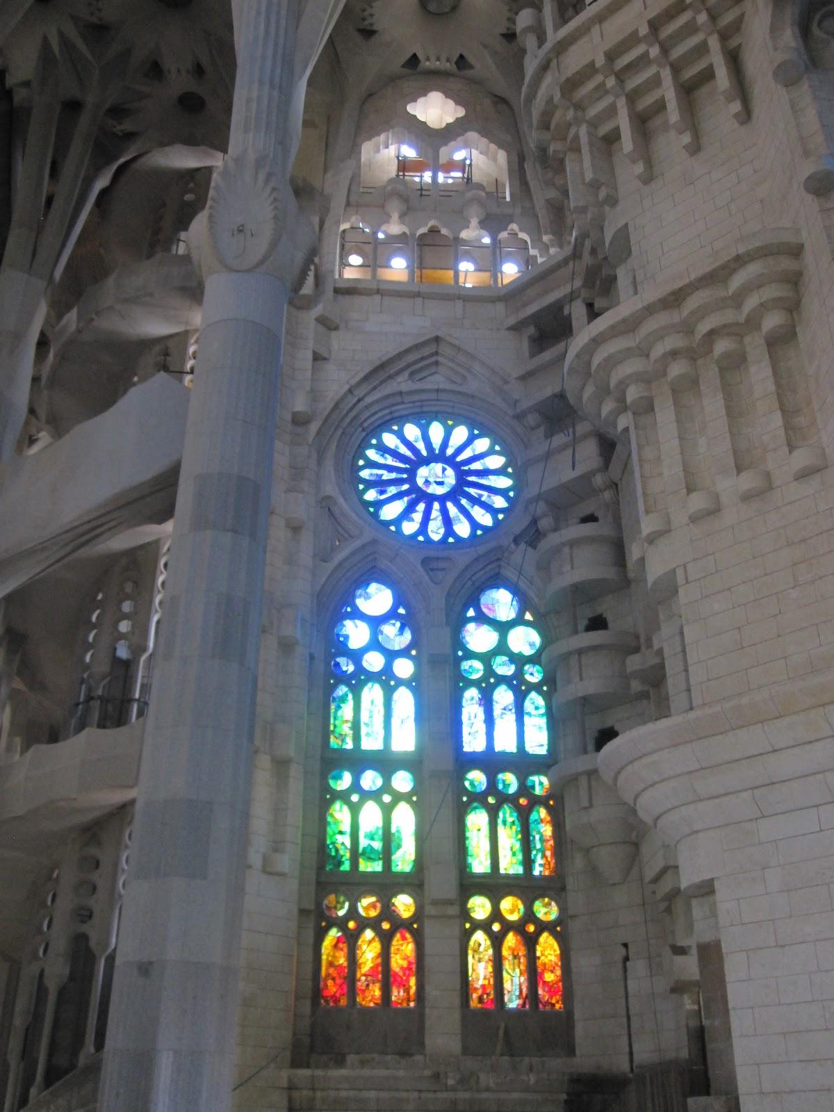 Londinoupolis Sagrada Familia Became A Church