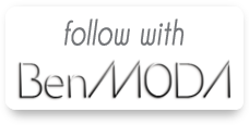 Follow Me on BENmoda!