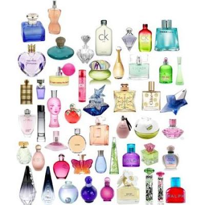 Que perfume para mujer regalar en la Navidad 2011