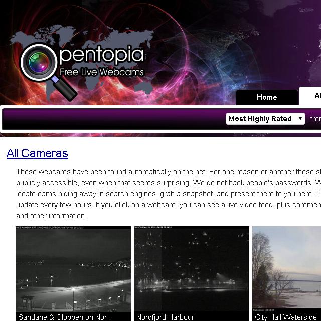 Opentopia