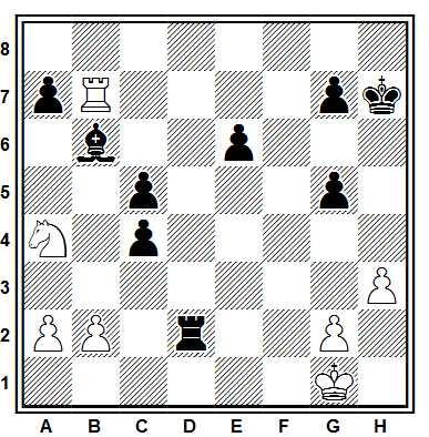 Club d 39 escacs sant andreu un final de partida para la - Tableros sanz madrid ...