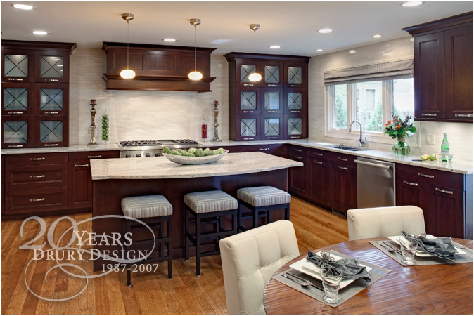 Key interiors by shinay transitional kitchen ideas for Transitional kitchen design