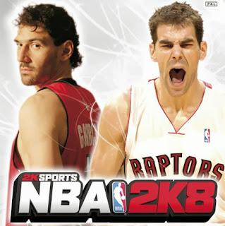 NBA2K8