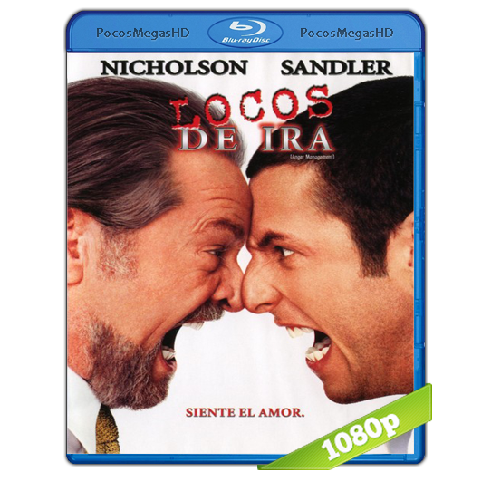 Locos de Ira (2003) BRRip 1080p Audio Dual Latino/Ingles 5.1