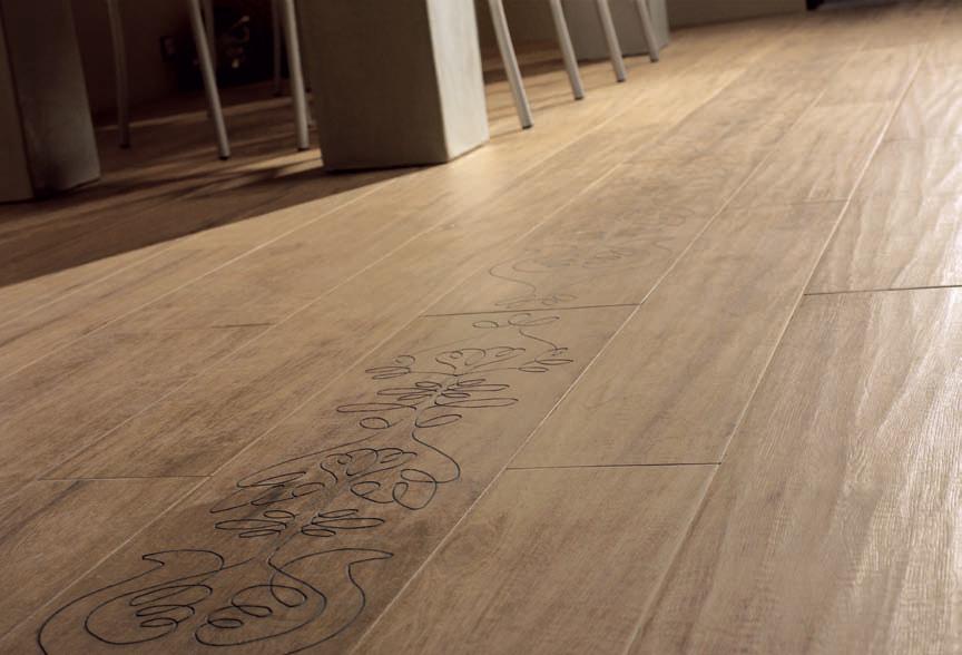 Reformas palma gres porcelanico madera ceramica madera - Plaqueta imitacion madera ...
