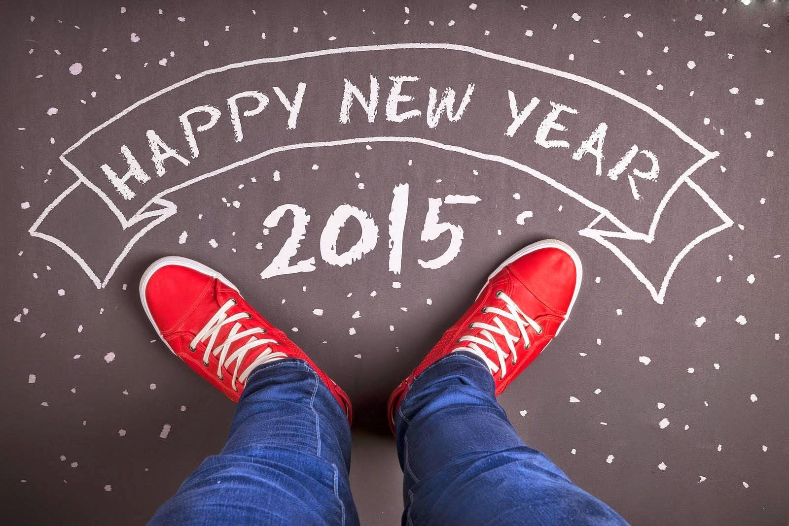 Happy New Year 2015 Beautifull - eCards
