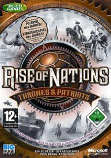 Rise of Nations: Throne and Patriots – PC