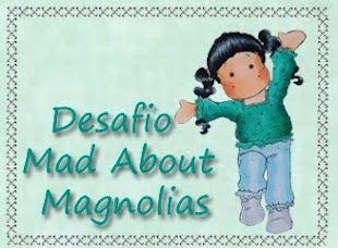 Desafio Mad About Magnolias
