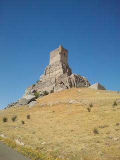 torre del Homenaje, Atienza