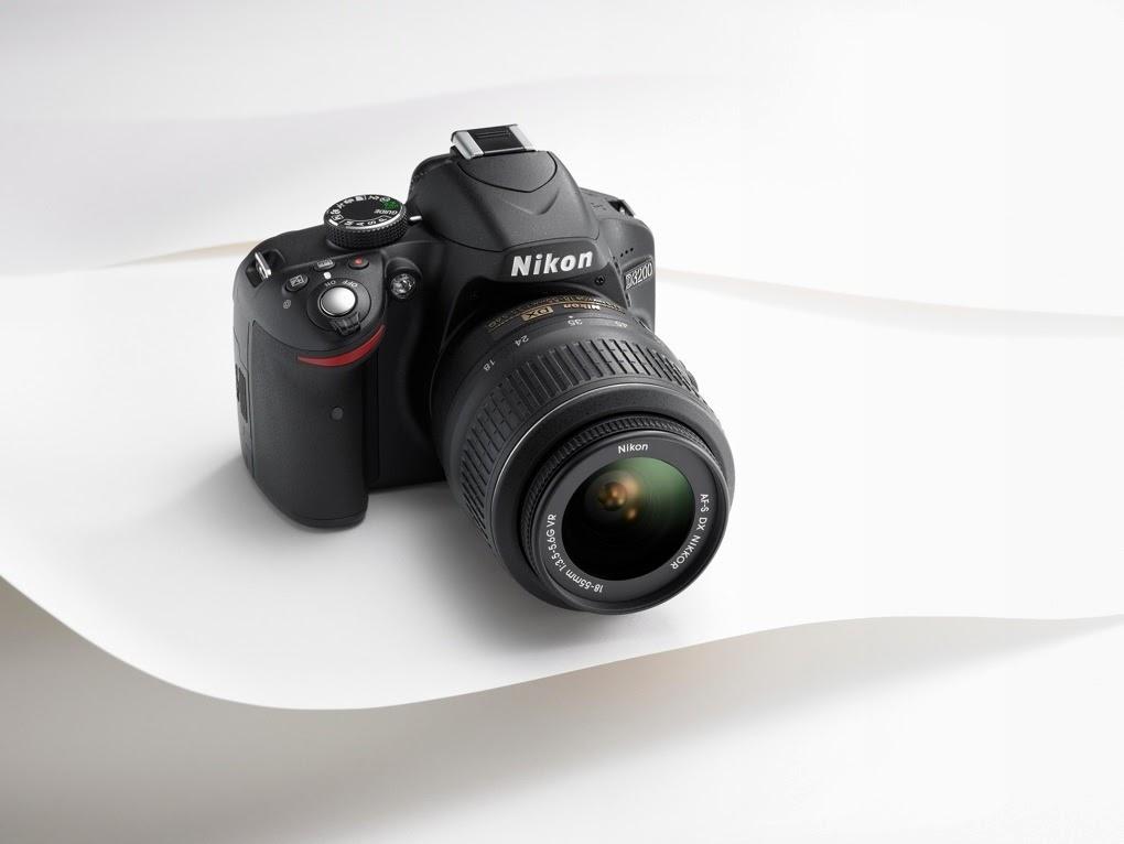 Nikon luncurkan D3200