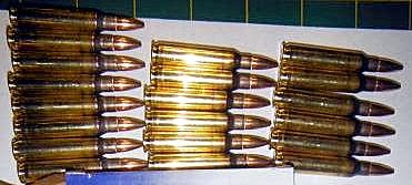 Ammunition Discovered in Carry-On Bag at (LAS)
