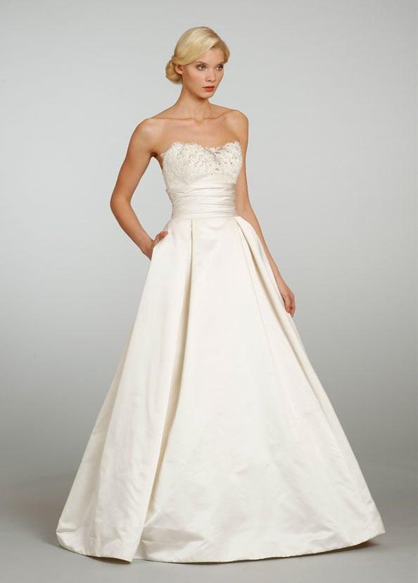 Jim Hjelm 2013 Spring Bridal Wedding Dresses