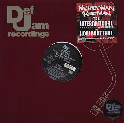 Method Man & Redman – Mrs. International / How Bout Dat (VLS) (2009) (320 kbps)