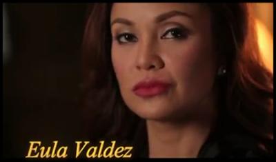 Eula Valdez as Black Lily in Walang Hanggan