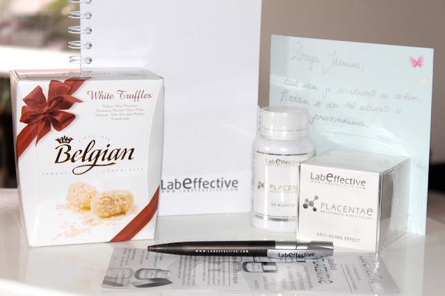 Labeffective PLACENTAe anti-aging krema i kapsule