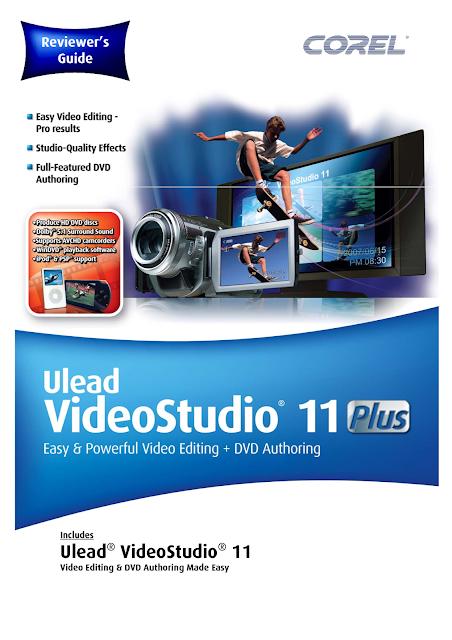 Ulead Videostudio 11 Plus Download
