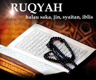 Ayat-Ayat Ruqyah Al-Quran Untuk Rawatan Gangguang Jin dan Syaitan