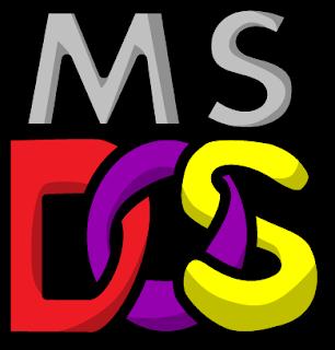 MS DOS