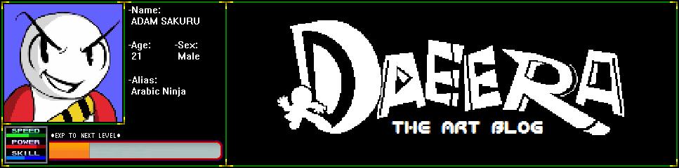 The Daeera Blog