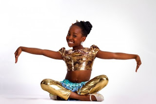 8-year-old Amarachi emerges winner of Nigeria's Got Talent