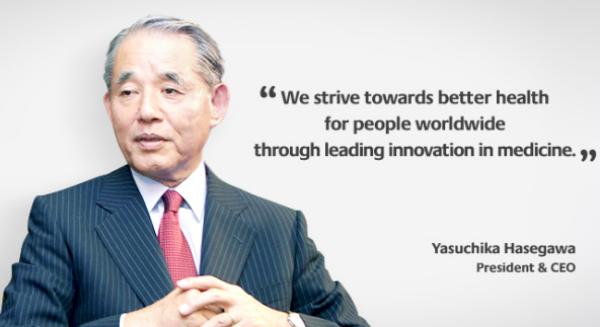 Lãnh đạo Nhật cứu công ty nhờ giỏi tiếng Anh