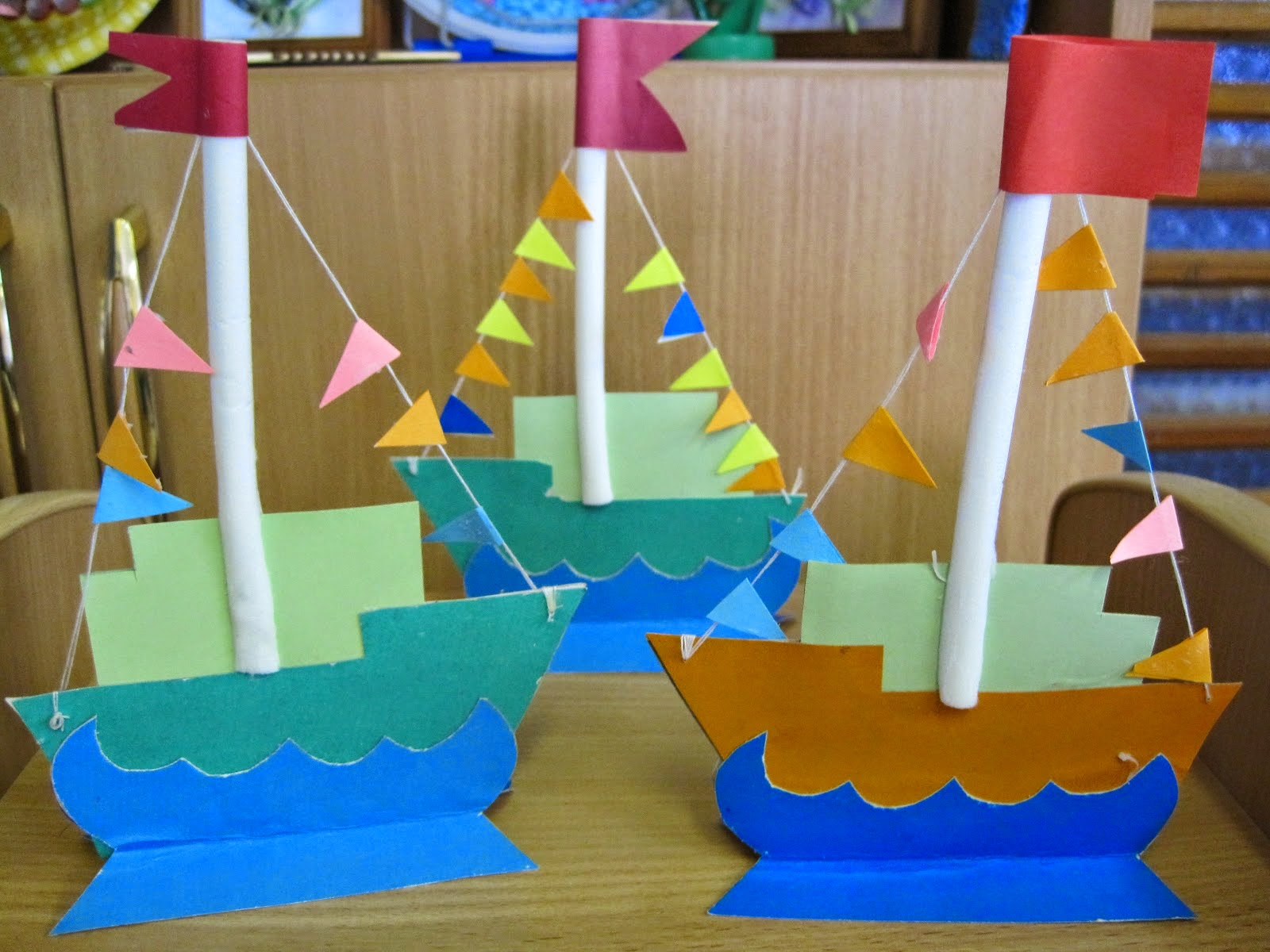 Поделки в детский сад - 65 фото идей для творческого 10