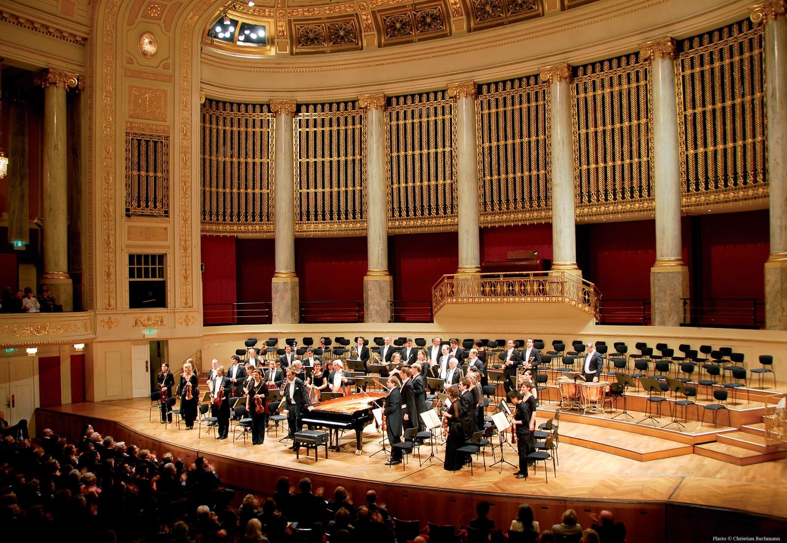 Resultado de imagen de Orquesta de Cámara de Viena