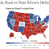 Nate Silver continues to be a hot topic