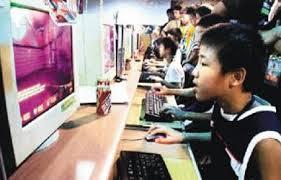 Lupa Belajar Gara-gara Game Online