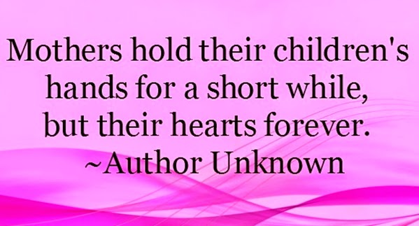 mothers day quotes from children