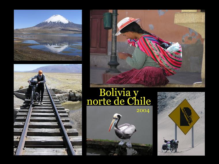 Bolivia y Norte de Chile en bicicleta