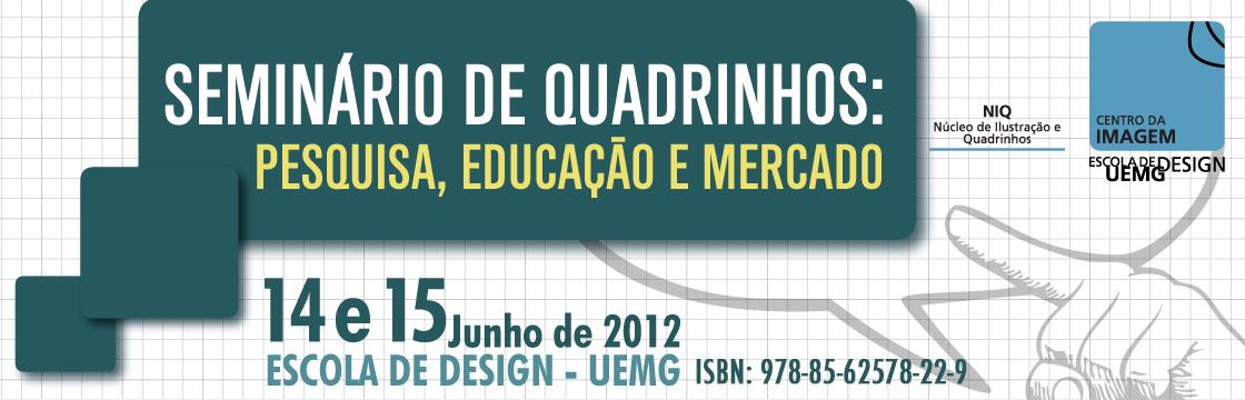Seminário de Quadrinhos - NIQ/EDUEMG