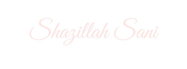 Shazillah Sani