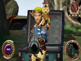 Jak and Daxter - The Lost Frontier Ps2 Iso Ntsc En,Fr,Es Juegos Para PlayStation