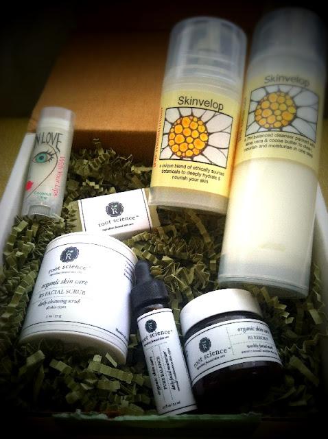 Vegan Skincare Giveaway Winner | RootedVegan.com
