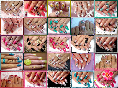 Nail Art 2011 - Тапет за десктоп 1024х768