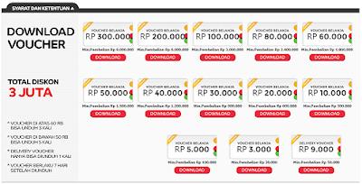 download voucher belanja di elevenia
