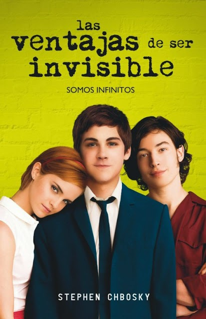 Las Ventajas De Ser Invisible Patrick Libros Para Leer Onlin...