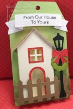 OUR HOUSE GIFT TAG