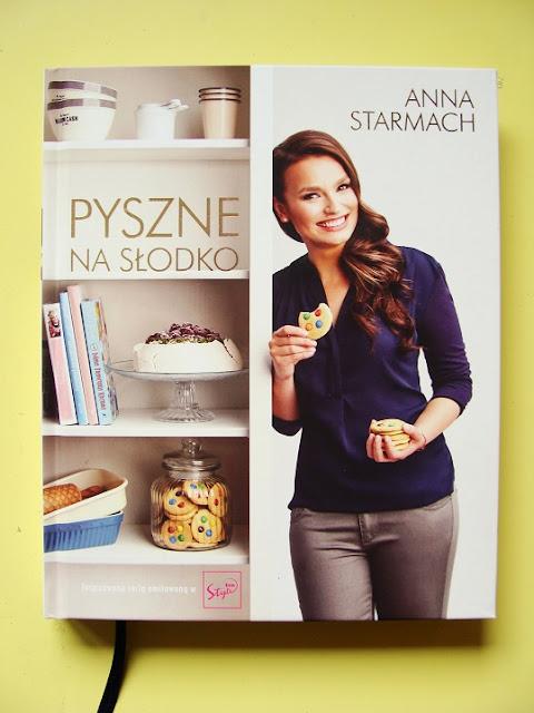 """KONKURS """"Pyszne na słodko"""" - wygraj książkę Anny Starmach"""