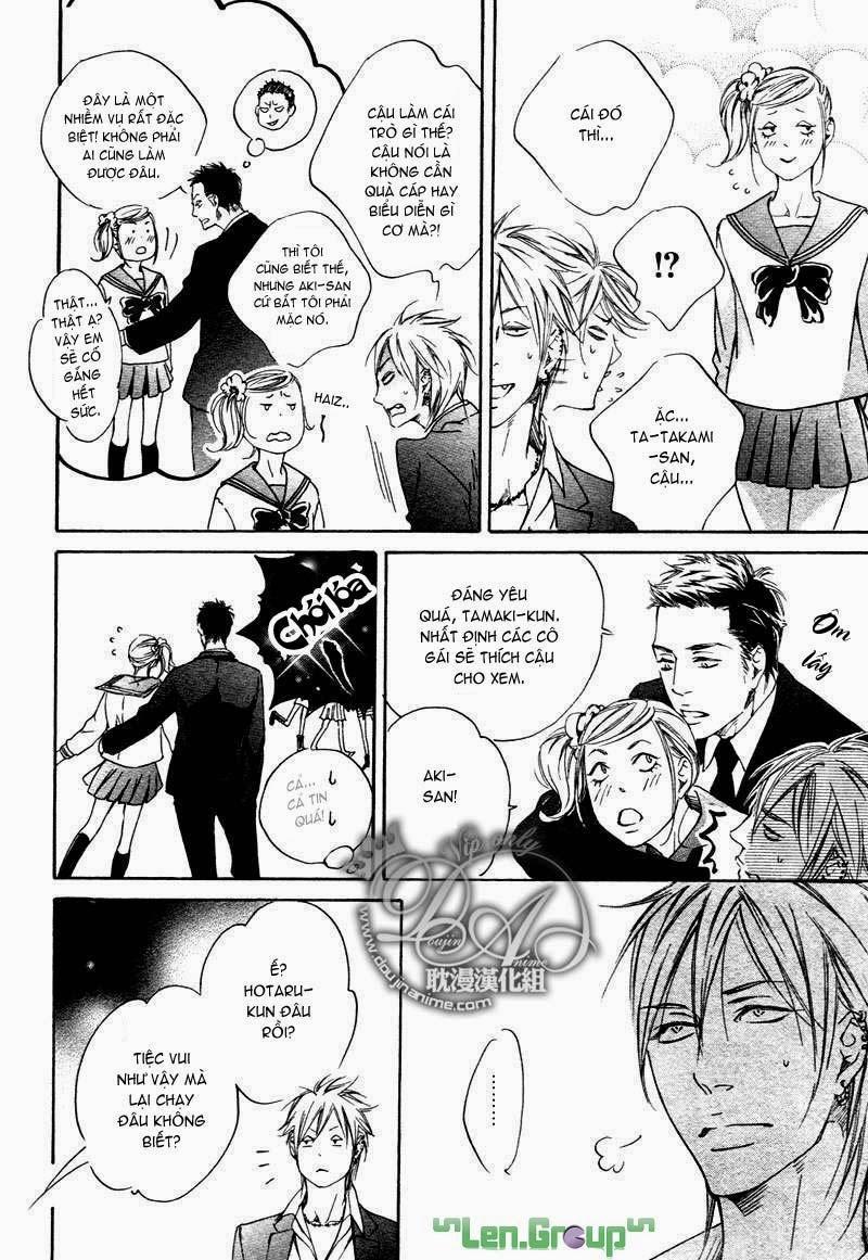 Kizutsuite Romance Manga chap 2 - Trang 16