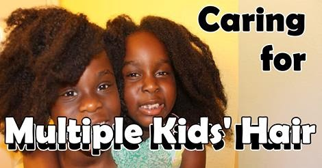 Kids Natural Hair Care DiscoveringNatural
