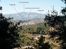 Vistes de Matamala i Puig-reig des del Bosc de Matamala