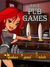 3-in-1 Pub Games