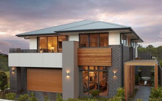 Fachadas de casas modernas fachadas de casas modernas - Videos de casas modernas ...