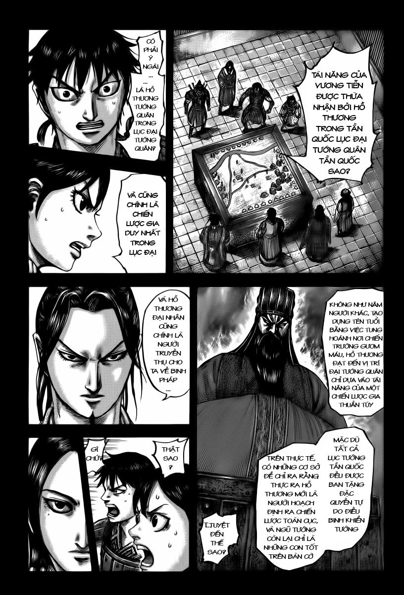 Kingdom – Vương Giả Thiên Hạ chap 499 Trang 7
