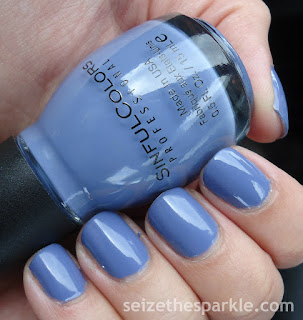 SinfulColors Lavender