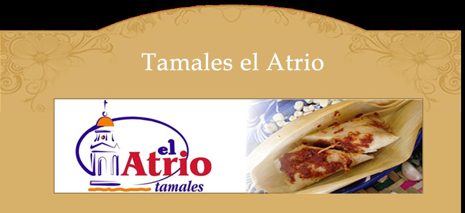 Tamales El atrio