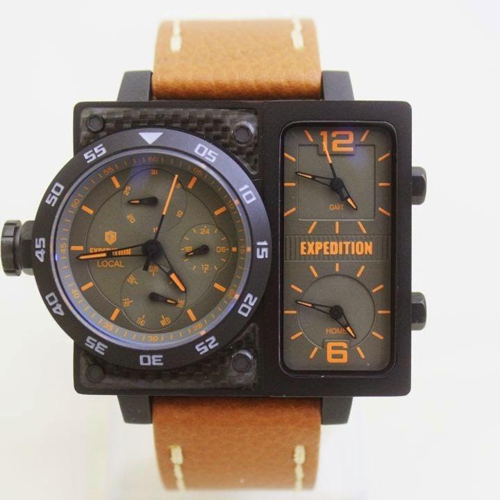 harga jam tangan expedition original Terbaru 2015